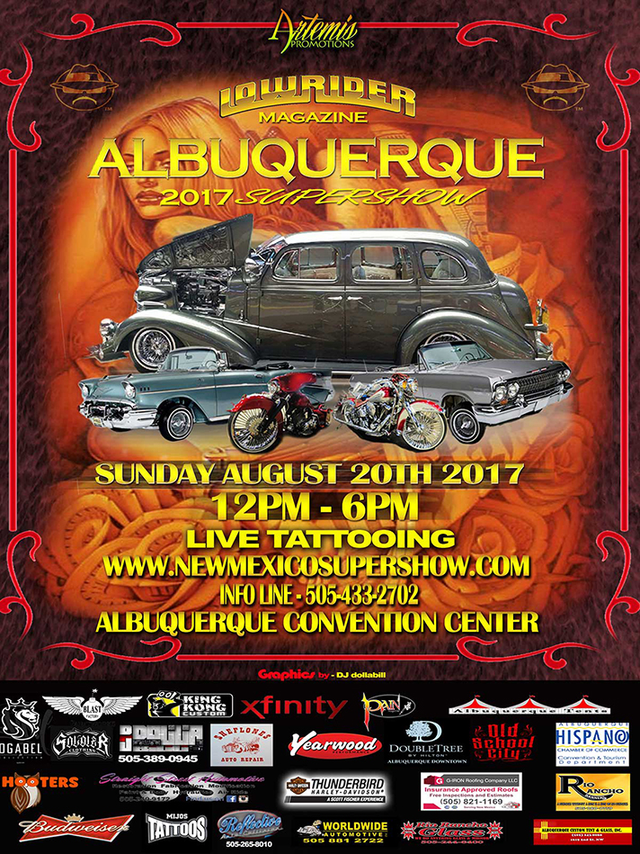2017 New Mexico Super Show